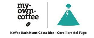 äußerst seltene Kaffeebohnen: Cordillera del Fuego - anaerob fermentiert ohne CO2 aus Costa Rica von my-own-coffee
