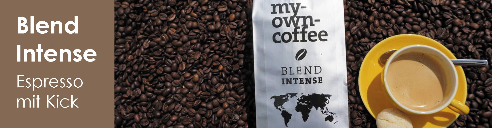BEND Intense Espresso