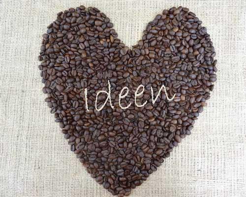 Ideen Kaffeezubehör