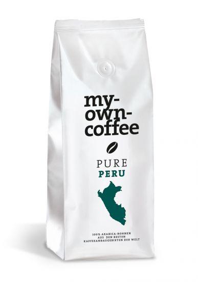 PURE Peru Kaffeebohnen