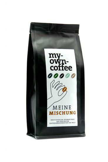 250g Kaffee selber mischen