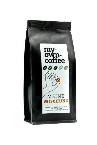 500g Kaffee selber mischen