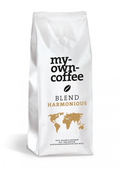 BLEND Harmonious Kaffeebohnen