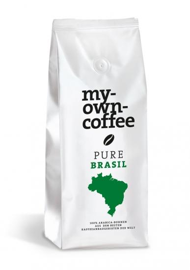 PURE Brasil Mild Kaffeebohnen