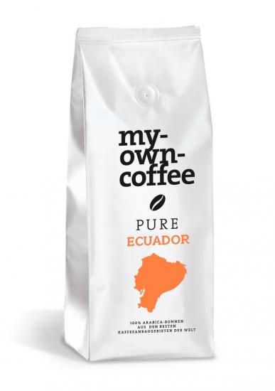 PURE Ecuador Vilcabamba Kaffee Rarität