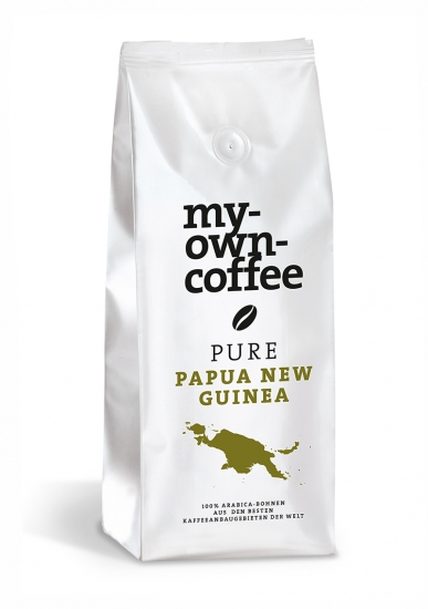 PURE Papua New Guinea Kaffeebohnen