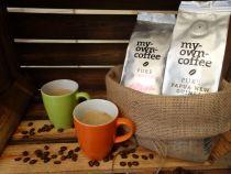 Kaffee-Säckchen 2x250g Arabica-Kaffees