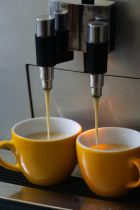 Fairtrade Espresso Bohnen