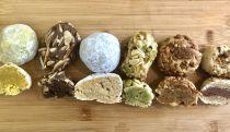 Limetten Bollar - feines italienisches handgefertigtes Mandelgebäck 40g