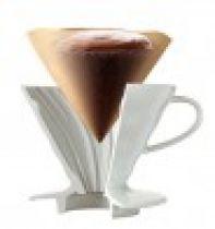 Hario Coffee Dripper V60 02   Keramik weiss