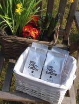 Geschenkkörbchen mittelkräftiger Kaffee
